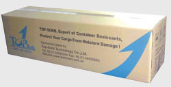 container desiccant package