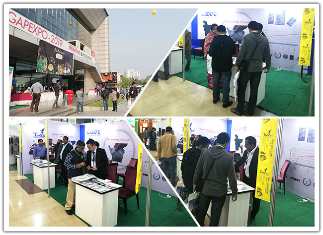 TOPSORB Container Desiccant GARMENTECH Trade Shows in Dhaka, 2019