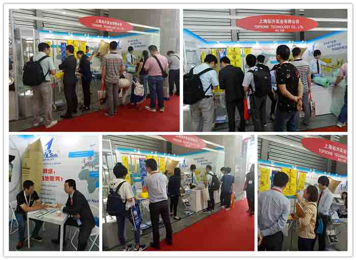 TOPSORB Container Desiccant Asia's Leading Exhibition, 2018